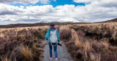 Jesienna odzież górska – trekking i wspinaczka